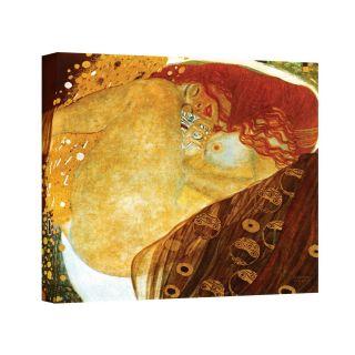 Gustav Klimt Danae Gallery Wrapped Canvas Today $45.99 Sale $41.39