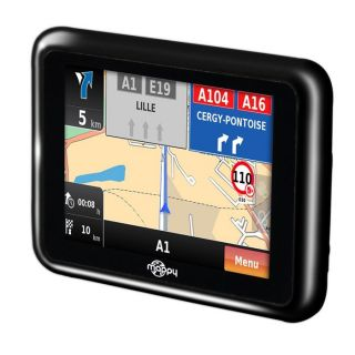 GPS MAPPY MINI 290 EUROPE   Achat / Vente GPS AUTONOME MAPPY MINI 290