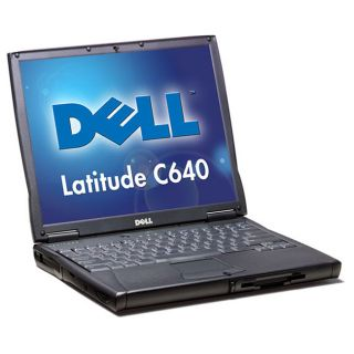 Dell Latitude C640 Intel P4 2GHz 14.1 inch Laptop (Refurbished