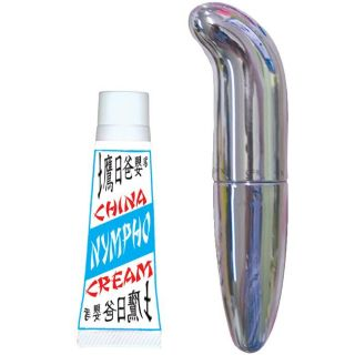 Nasstoys Nympho G spot with Best selling Cream