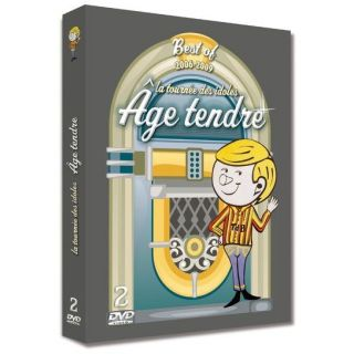 AGE TENDRE   BEST OF (2006 2009) Edition limitée   Achat CD DVD