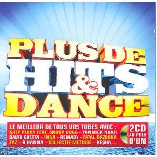 Plus De Hits & Dance   Compilation   Achat CD COMPILATION pas cher