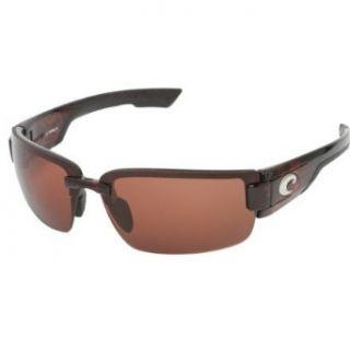 COSTA DEL MAR Rockport Sunglasses, Tortoise Sports