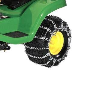 John Deere 22 in. Rear Tire Chains LA165 LA175 LA130 LA140