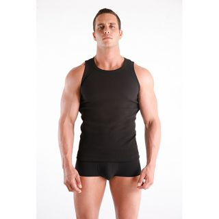 Papi 100 percent Cotton Tank (Pack of 3)