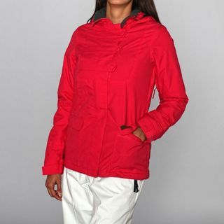 Rip Curl Womens Symphony Ski Jacket in Bright Rose