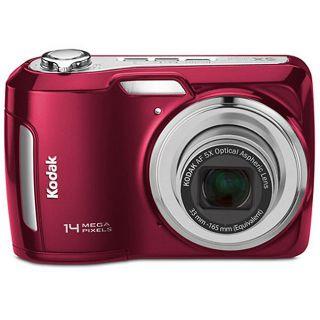 Kodak EasyShare C195 14MP Red Digital Camera