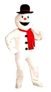 Forum Frosty the Snowman Christmas Theater Costume Mascot