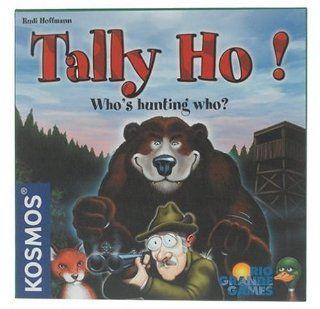 Tally Ho: Toys & Games
