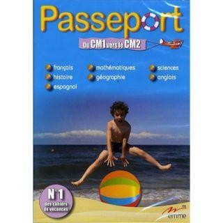 PASSEPORT DU CM1 VERS LE CM2 / JEU PC/MAC CD ROM   Achat / Vente PC