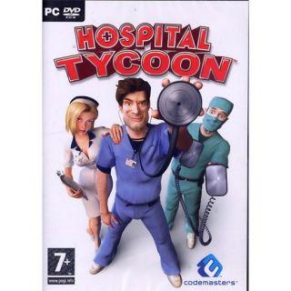 HOSPITAL TYCOON / JEU PC DVD ROM   Achat / Vente PC HOSPITAL TYCOON PC