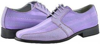 Viotti 163 058 Lavender Mens Dress Shoes, 8.5 M US Shoes