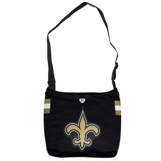 Little Earth New Orleans Saints MVP Jersey Tote Bag
