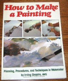 How to Make a Painting Irving Shapiro 9780823023615