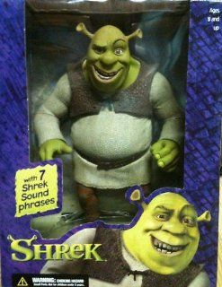 Electronic Talking SUPER SIZE SHREK 12 Action Figure