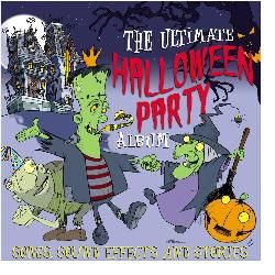 Various Artists   The Ultimate Halloween Party Album