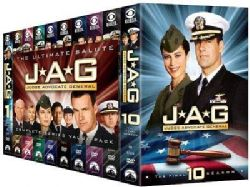 JAG The Complete Series (DVD)