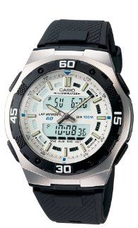 Casio Mens AQ164W 7AV Ana Digi Sport Watch Watches
