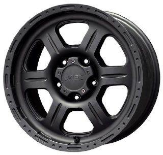 Tec Off Road 326 Matte Black Wheel (20x9/8x165.1mm)