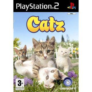 CATZ / JEU CONSOLE PS2   Achat / Vente PLAYSTATION 2 CATZ PS2