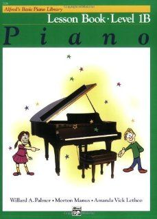 Alfreds Basic Piano Library Lesson Book Level 1B by