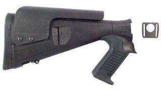 Mesa Tactical Urbino Stock with Limbsaver Buttpad and