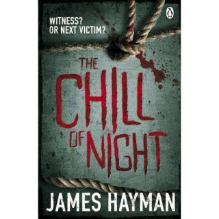 THE CHILL OF NIGHT   Achat / Vente livre James Hayman pas cher