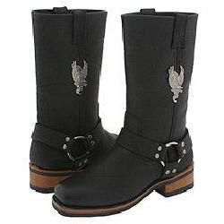 Harley Davidson Wyoming Black