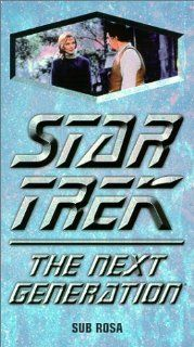 Star Trek   The Next Generation, Episode 166: Sub Rosa