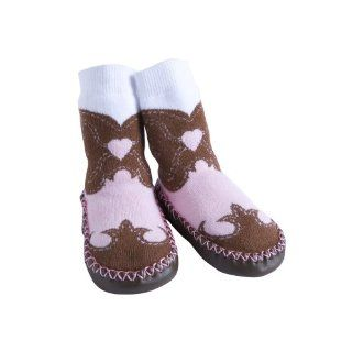Jazzy Toes   Slippers : Cowgirl Boots (6 12M): Shoes