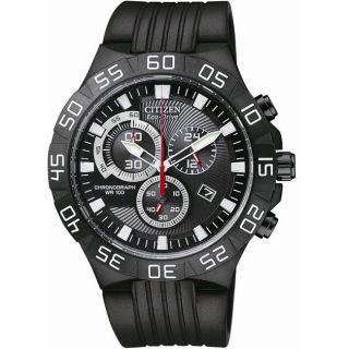 Citizen Mens Eco Drive Chronograph Watch
