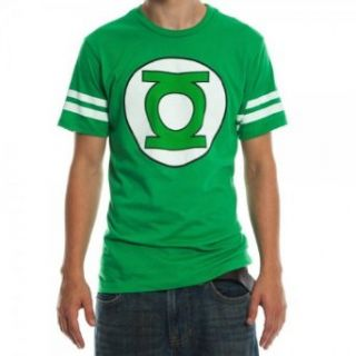 DC Comics Green Lantern Mens Green Tee Clothing