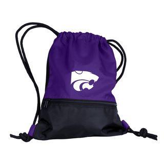 Kansas State Wildcats Drawstring Backpack