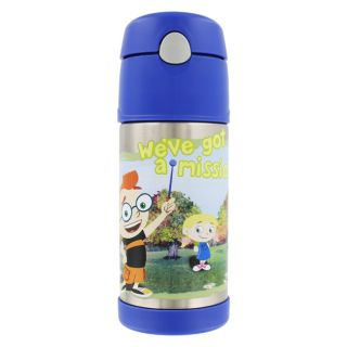 Thermos TherMax Funtainer Disneys Little Einsteins 12 ounce Beverage