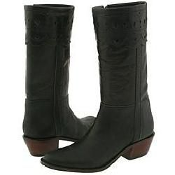 Charlie One Horse by Lucchese I4665 Black Boots