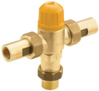 Moen 104465 Commercial High Flow Thermostatic Mixing Valve