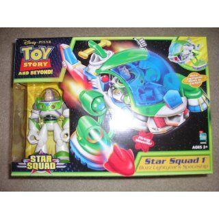 Disney Toy Story Star Squad 1 Buzz Lightyears Spaceship