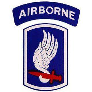 U.S. Army 173rd Airborne Division Sticker Sports