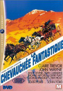 Stagecoach John Wayne, Claire Trevor, Andy Devine, John