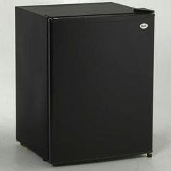 2.4 Cu. Ft. Refrigerator (Over boxed) with Recessed Door