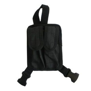 Spare Pistol Clip Holder For PVC H170B Shoulder Holster