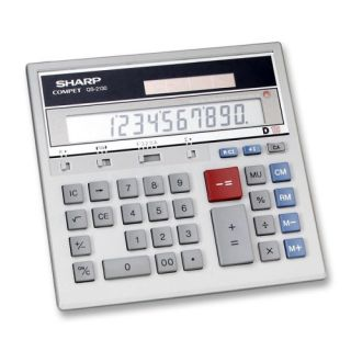 Sharp QS2130 Simple Calculator Today $49.99