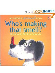 Whos Making That Smell? (Flap Books) Philip Hawthorn, Jenny Tyler