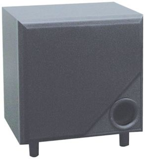 Jensen JPS10 10 115 watt Front firing Powered Subwoofer