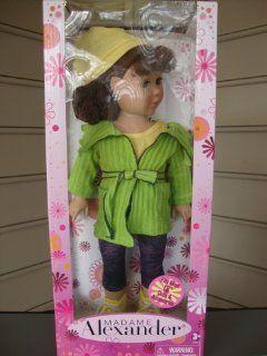 Madame Alexander 18 Autumn Amber Fashion Doll Toys