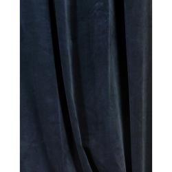 Signature Moroccan Blue Velvet 108 inch Curtain Panel