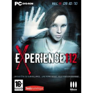 EXPERIENCE 112 / JEU PC DVD ROM   Achat / Vente PC EXPERIENCE 112