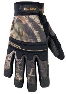 CLC Sportsman Mossy Oak M173X Wilderness Gloves   Size X Large