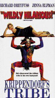 Krippendorfs Tribe [VHS] Richard Dreyfuss, Jenna Elfman
