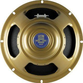 Celestion G10 Alnico Gold 40W Guitar Speaker 16 Ohm